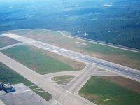 Pista aeroporto di Bari
