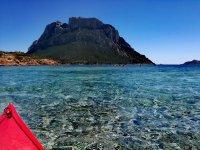 In kayak per la Sardegna