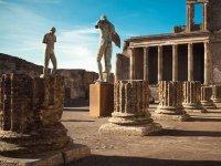 excursion to Pompeii