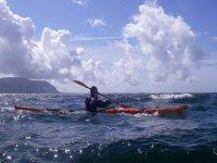 Scuola di kayak e vela