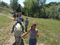 Tutti possono divertirsi a cavallo