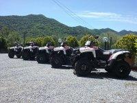 I quad di Escursioni Quad Liguria