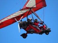 Deltaplane motorisé à Roverbella pendant 20 minutes