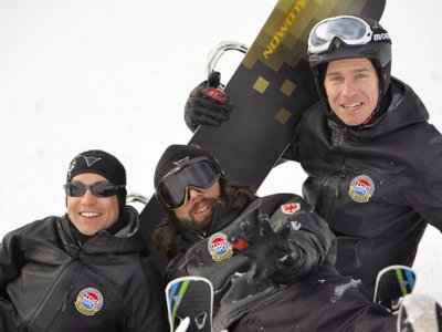 Top Ski School Snowboard