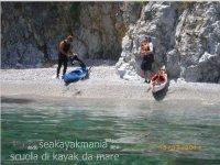 Escursioni e corsi di kayak zona Circeo