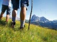 Itinerari di Trekking variegati