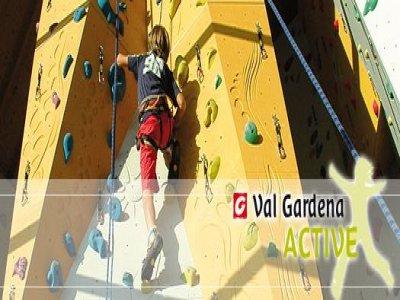 Val Gardena Active Arrampicata