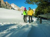 Escursioni invernali nelle Dolomiti - UNESCO Patrimonio Naturale