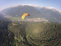 In volo sulla Val Rendena