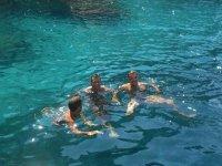Un tuffo nel mare greco