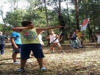 Prendere la mira e sentirsi Robin Hood