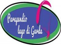Parapendio lago di Garda