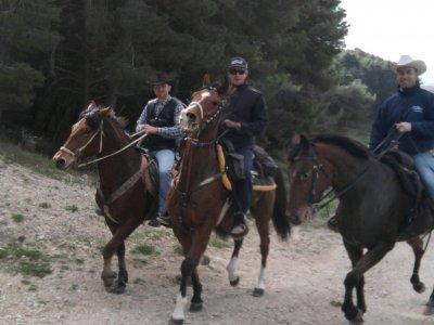 Speciale cena+notte+ passeggiata a cavallo