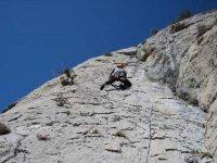 Corsi di roccia per principianti