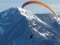 Patents for paragliding pilot