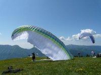 Paragliding Monte Avena