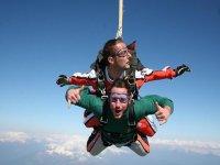 Adrenaline in parachutes