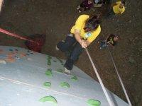 Incotri con istruttori  di arrampicata
