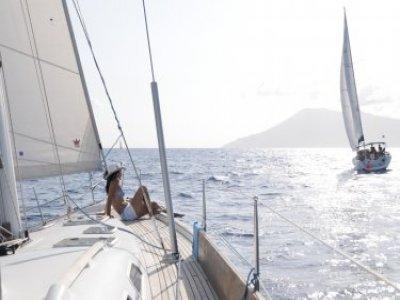 Crociera vela ad agosto in Sicilia