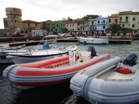 Pneumatic boats