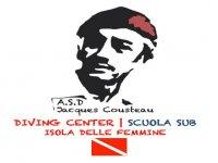 Diving Center  Jacques Cousteau  Sicilia