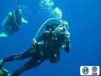 Immersioni in mare