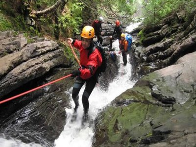 Sport Estremo Canyoning