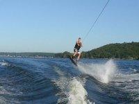 Sciare in acqua