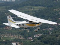 In volo sul Cessna172S