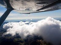 La vista sulle nuvole