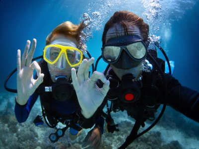 Chioma charter  Diving