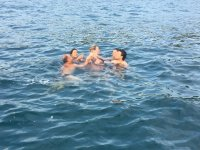 Brindisi in mare