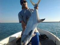 La pesca del giorno