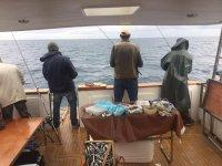 Pescatori all'opera