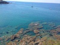 Una splendida giornata al mare