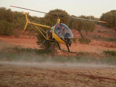 Airvisual Volo Elicottero