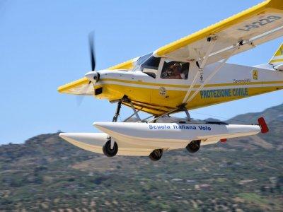 Volo Club Albatros ultraleggero