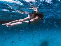 Snorkeling activities