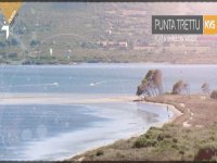 Punta Trettu kitespot Sardegna