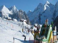 Brusson ski school