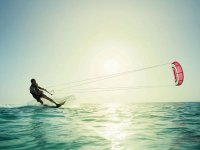 Kitesurf nel Gargano