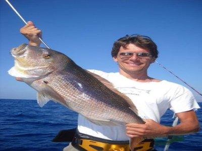Full day Egadi boat fishing June to September