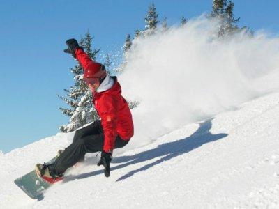 The Blast Snowboard