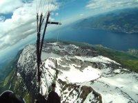 In volo sulle montagne