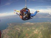 Volo in paracadute