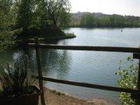 Vista sul Lago dei Gabbiani