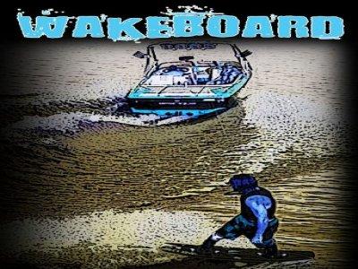 X-Lake Wakeboard