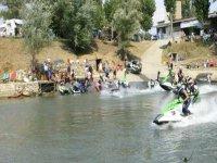Jet Ski sul lago