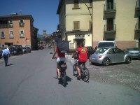 Spostarsi con le bici a pedalata assistita