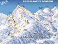 Monte Bondone slopes